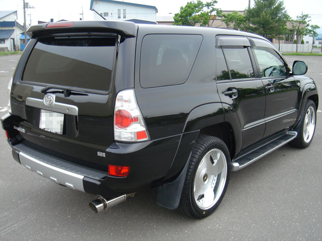 Toyota Hilux Surf 2003 photo - 4