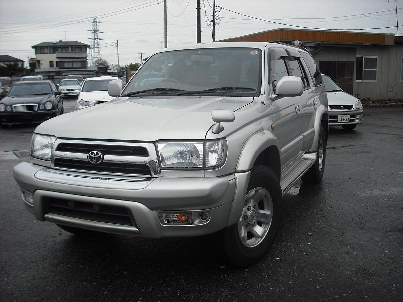 Toyota hilux surf 2007 photo - 2