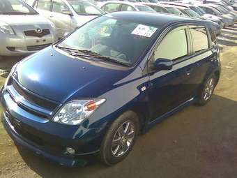 Toyota ist 2005 photo - 5
