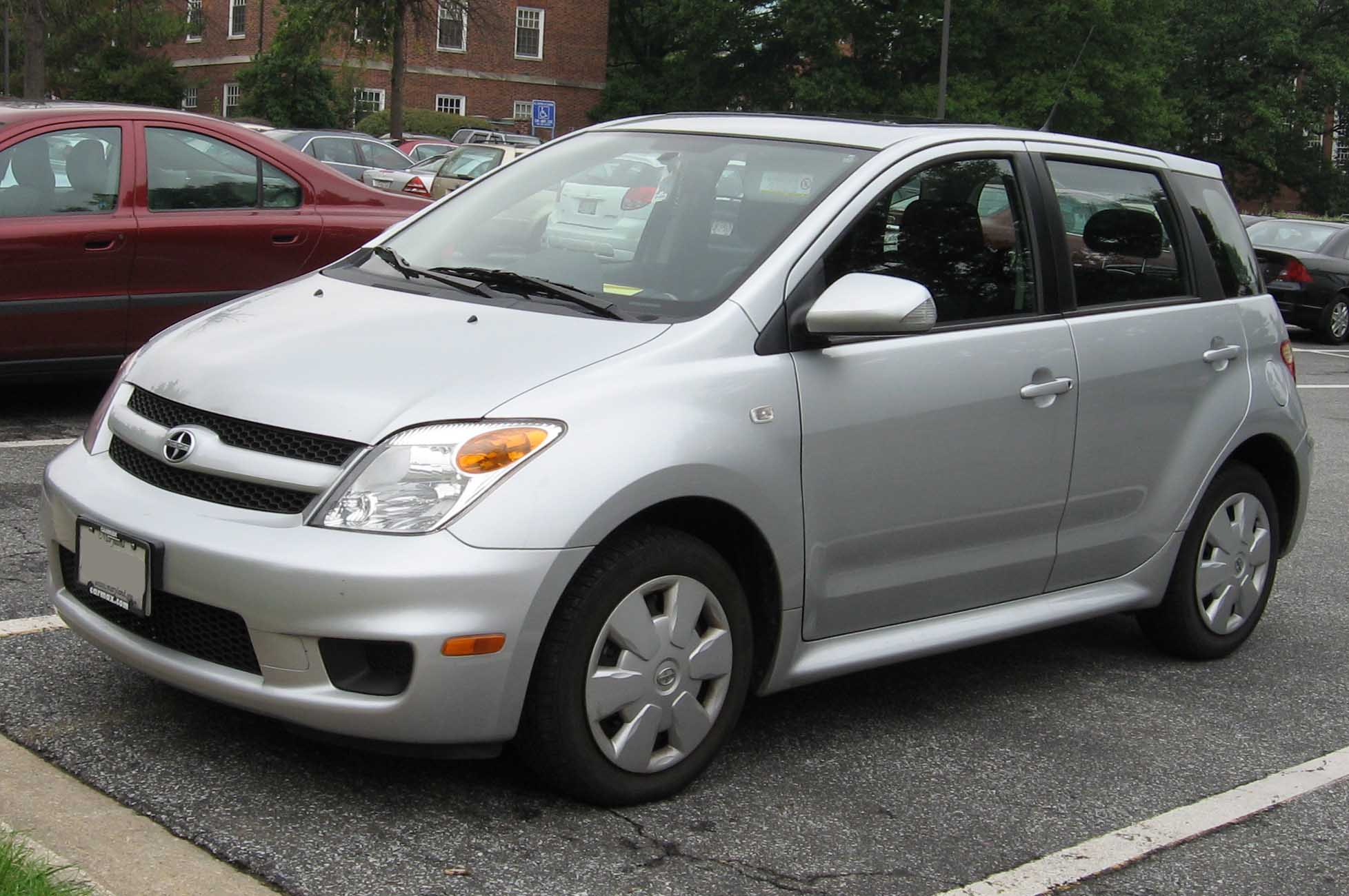 Toyota Ist 2006 photo - 3