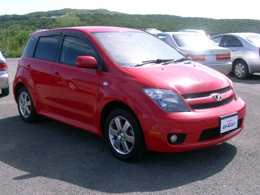 Toyota Ist 2006 photo - 4