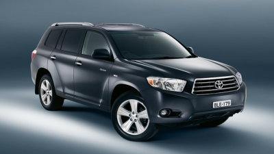 Toyota kluger 2011 photo - 2