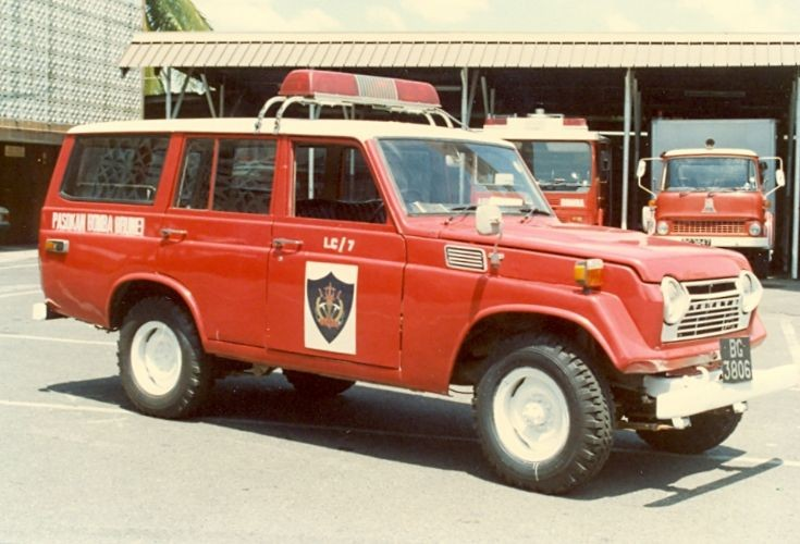 Toyota Land Cruiser 1970 photo - 4