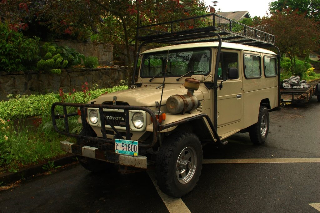 Toyota Land Cruiser 1979