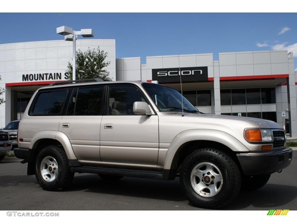 Toyota Land Cruiser 1993 Review Amazing Pictures And Images Look Accessories Photo 5