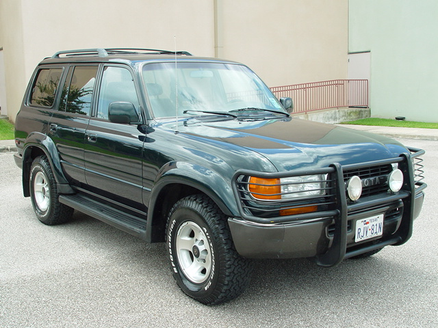 Toyota Land Cruiser 1994