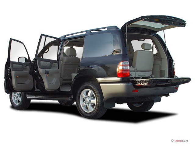 Toyota Land Cruiser 2003 photo - 3