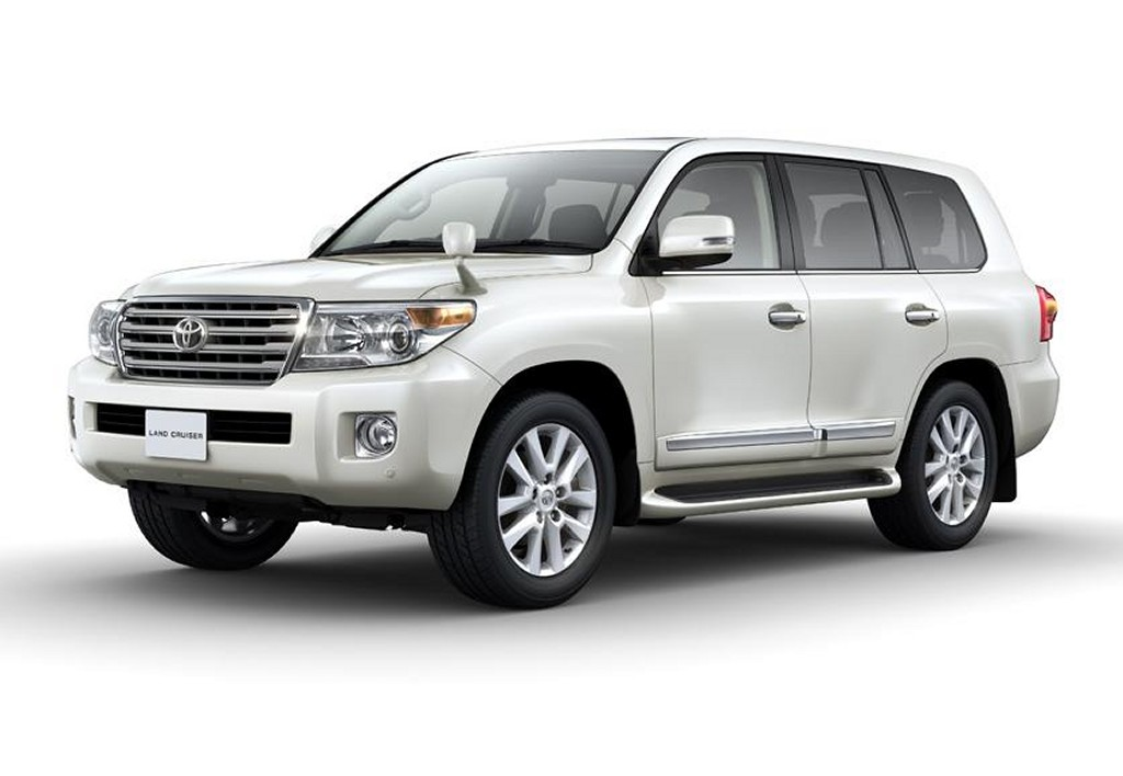 Toyota Land Cruiser 2012 photo - 4
