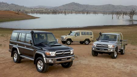 Toyota Land Cruiser 2014 photo - 5
