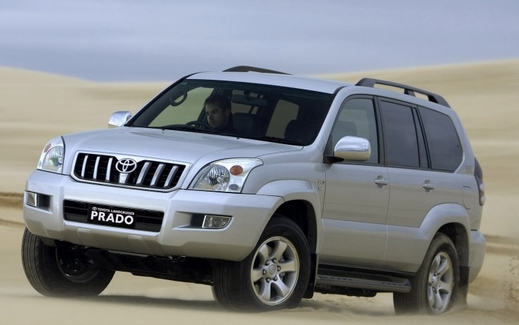 Toyota Land Cruiser Prado 2000 photo - 2