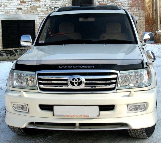 Toyota Land Cruiser Prado 2000 photo - 3