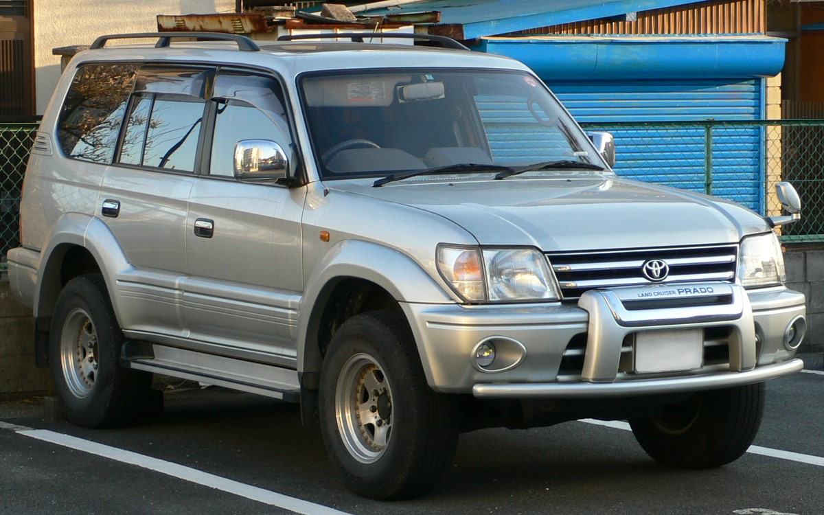 Toyota Land Cruiser Prado 2000 photo - 5