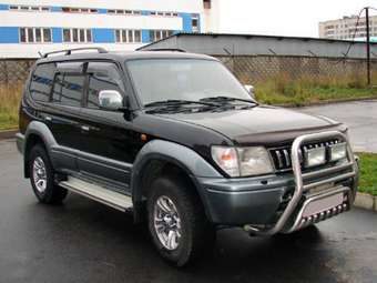 Toyota Land Cruiser Prado 2001 photo - 3