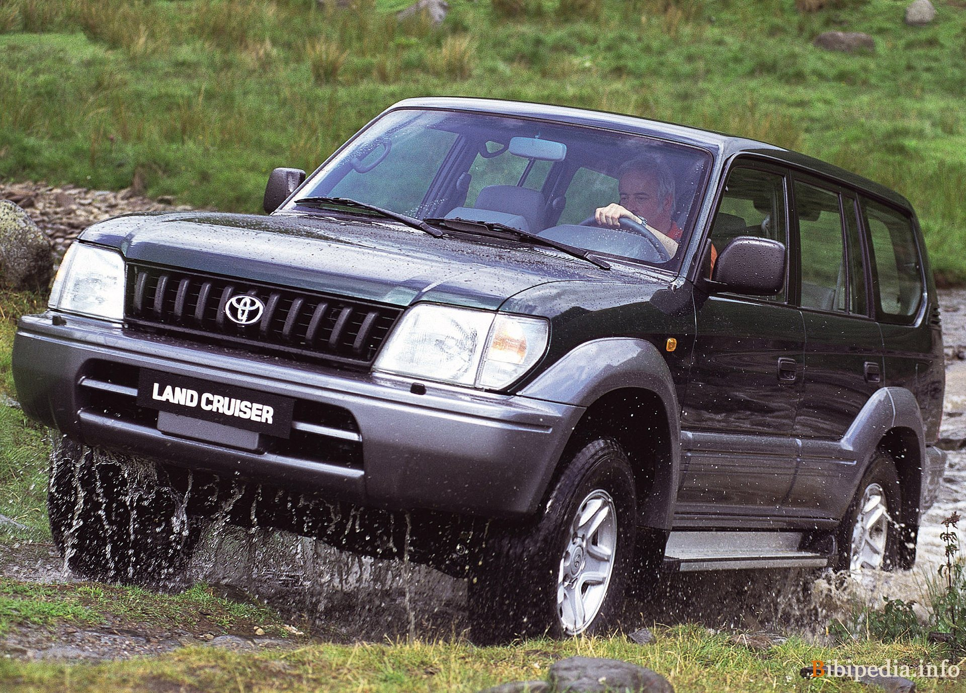 Toyota Land Cruiser Prado 2001 photo - 5