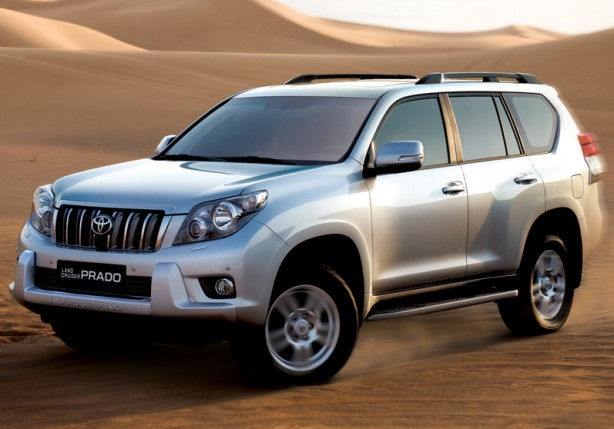 Toyota land cruiser prado 2013 photo - 3