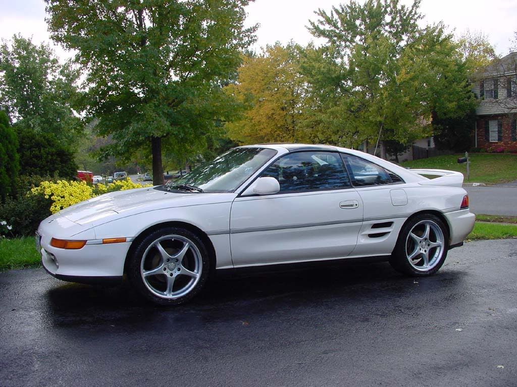 Toyota Mr2 1996 Review Amazing Pictures And Images Look At The Car
