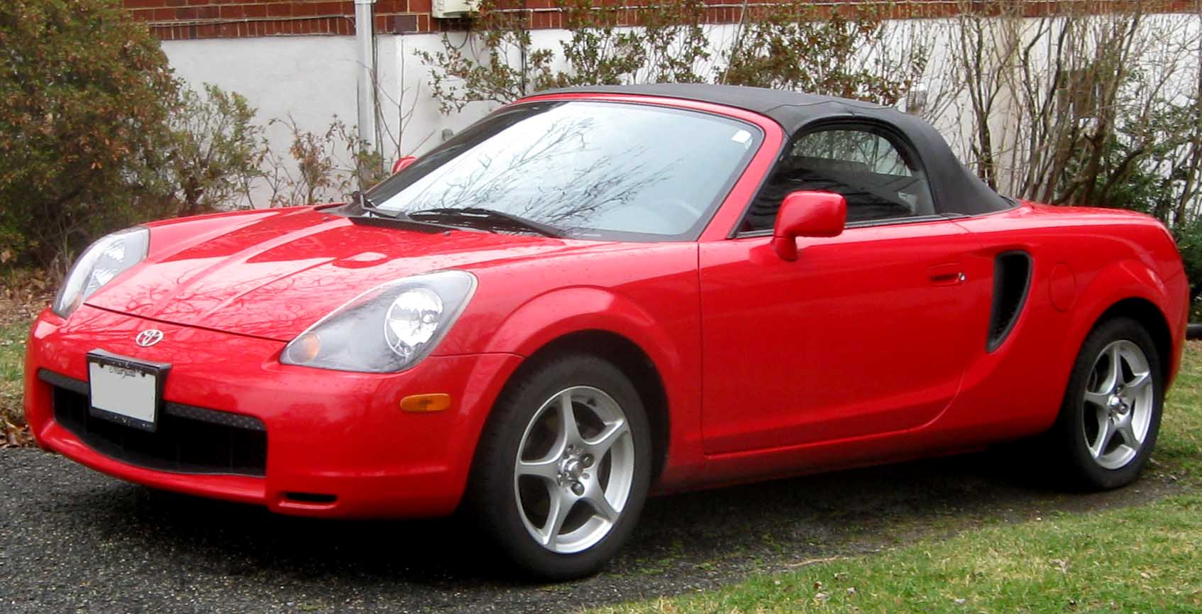 Toyota mr2 2010 photo - 1