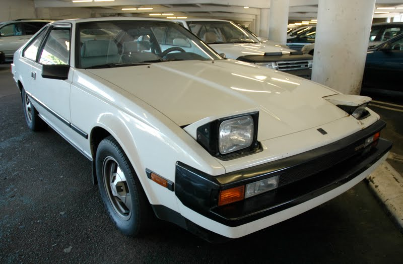Toyota Mark II 1982 photo - 1