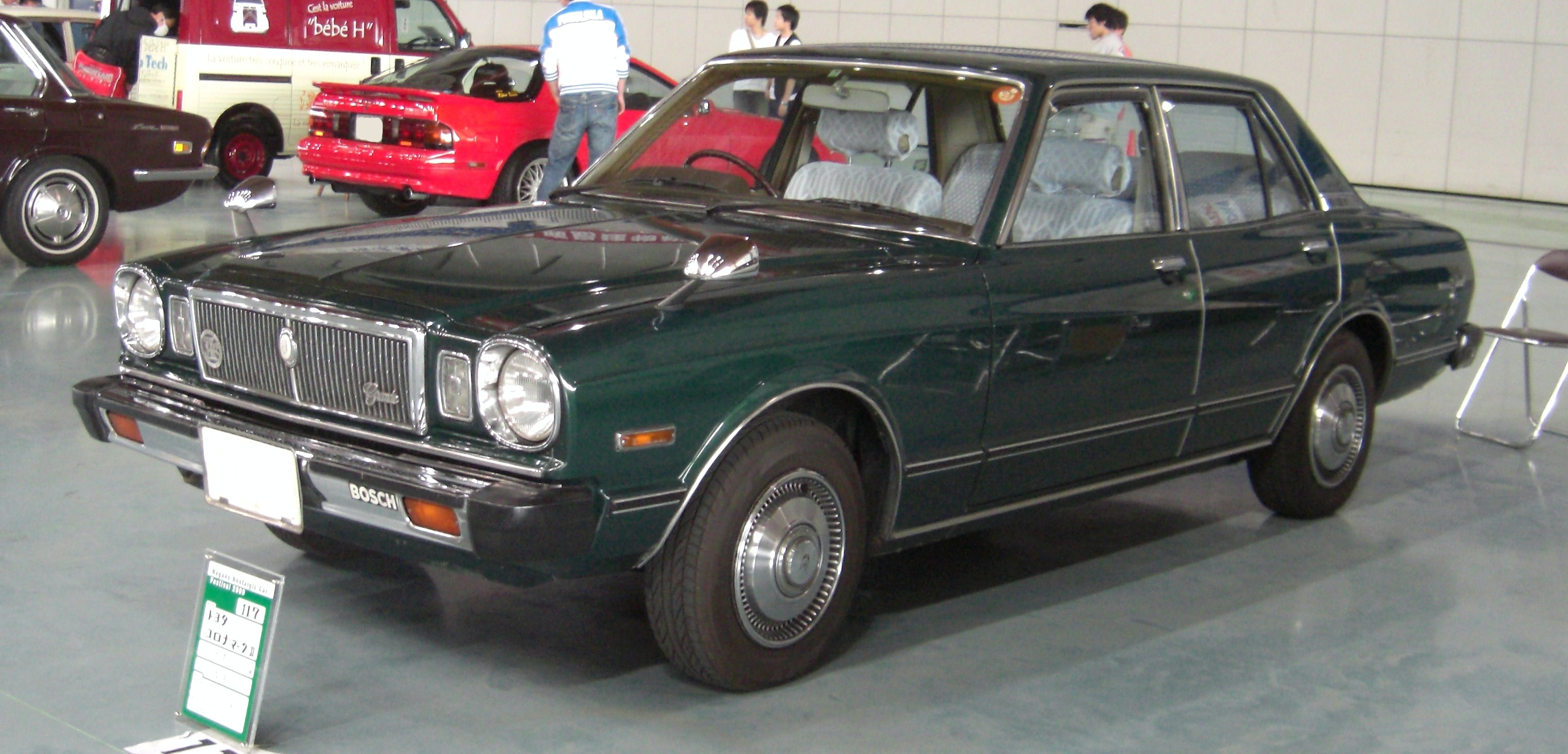 Toyota Mark II 1982 photo - 4