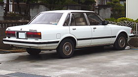 Toyota Mark II 1982 photo - 5