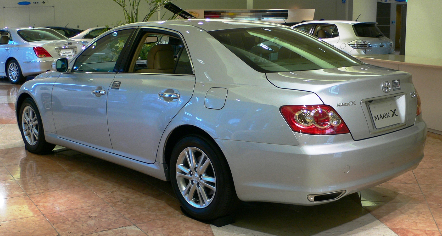 Toyota Mark X 2007 photo - 2
