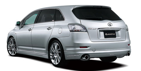 Toyota Mark X 2007 photo - 5