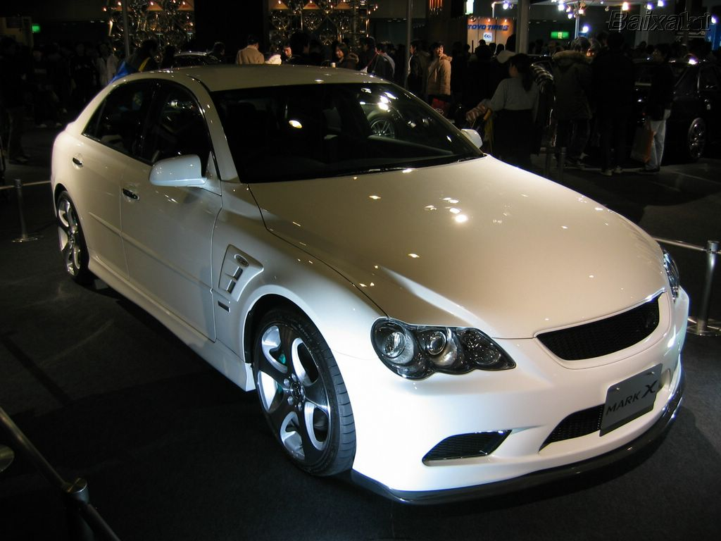 Toyota Mark X 2008 Review Amazing Pictures And Images