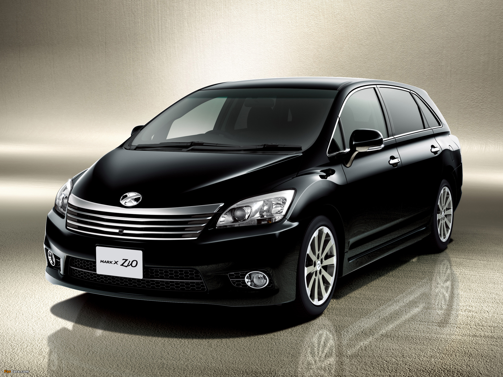 Toyota Mark X 2011 photo - 2