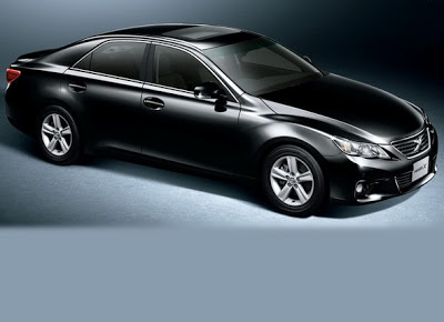 Toyota Mark X 2011 photo - 5