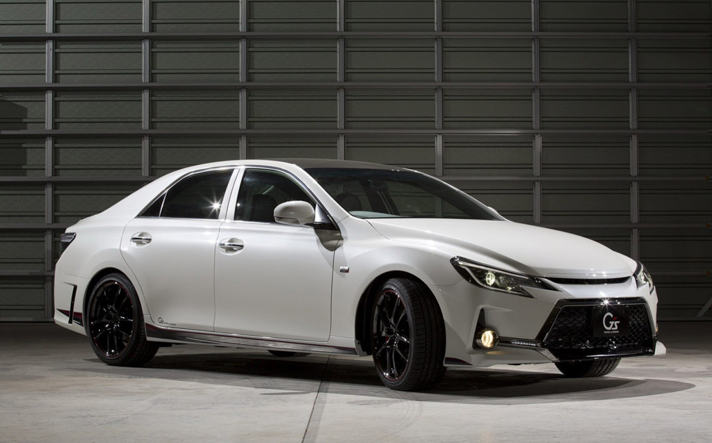 Toyota Mark X 2014 photo - 1