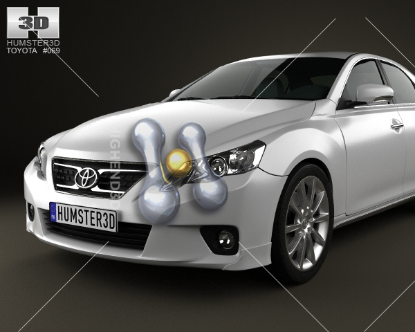 Toyota Mark X 2014 photo - 2
