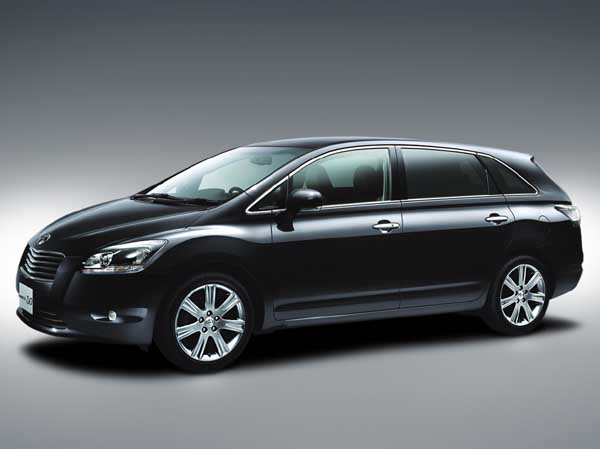 Toyota Mark X Zio 2008 Review Amazing Pictures And