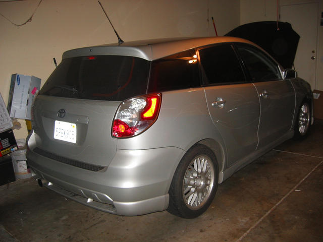 Toyota Matrix 2003 Review Amazing Pictures And Images Look At. 2004 Toyota  Matrix Exterior