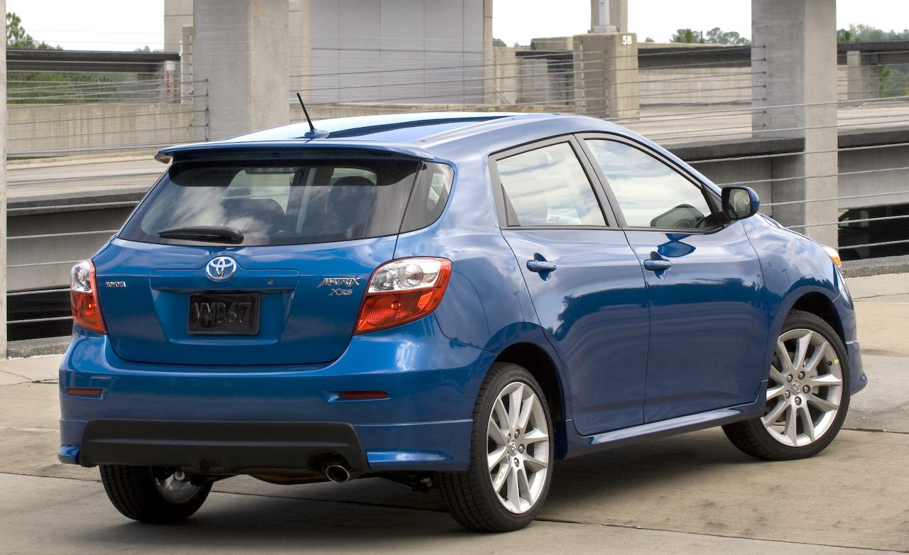 Toyota matrix 2008 photo - 3