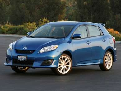 Toyota matrix 2012 photo - 4