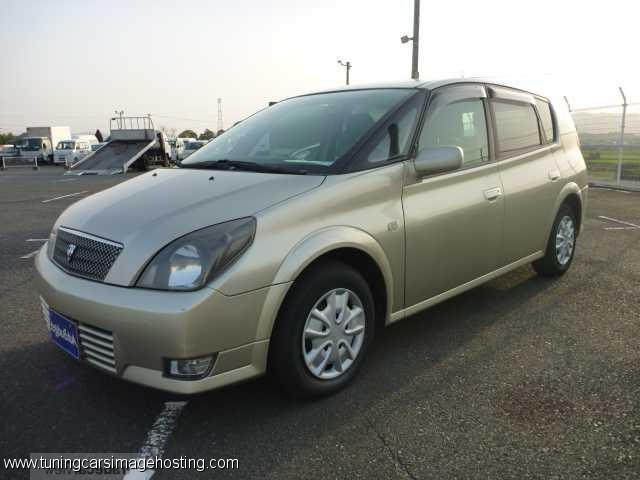 Toyota opa 2001 photo - 4