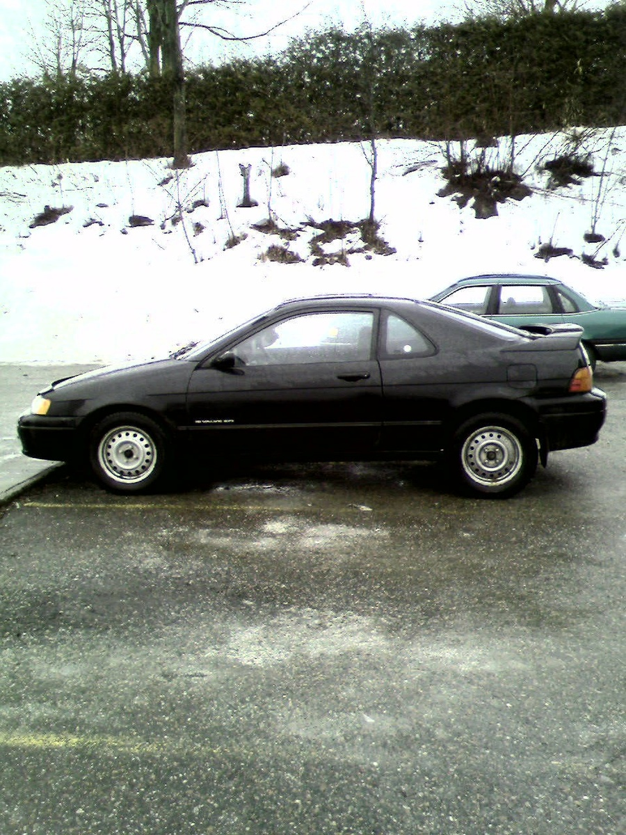 Toyota paseo 1995 photo - 4