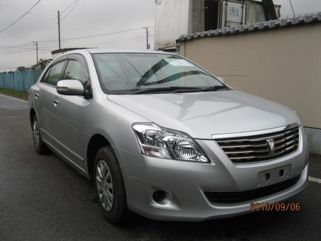 Toyota premio 2005 photo - 3