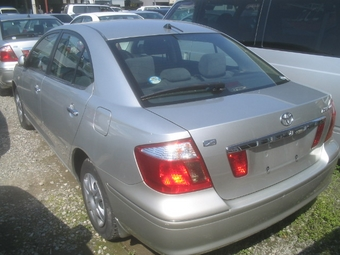 Toyota premio 2005 photo - 5