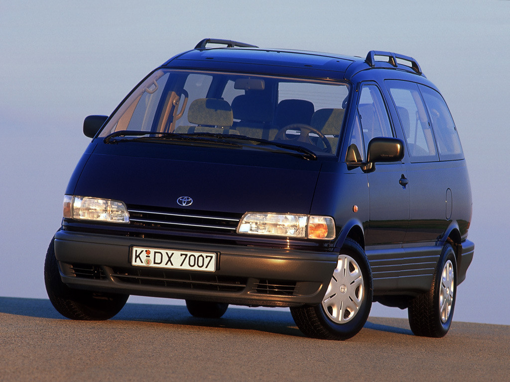 Toyota previa 2009 photo - 3