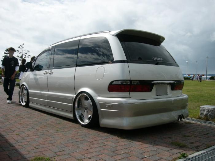 Toyota previa 2009 photo - 4