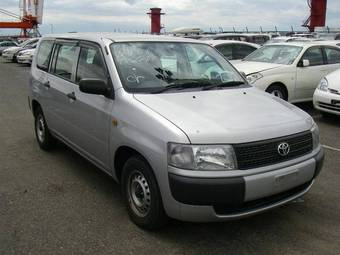 Toyota Probox 2006 photo - 3