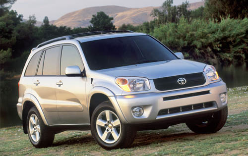 Toyota RAV4 2000 photo - 1