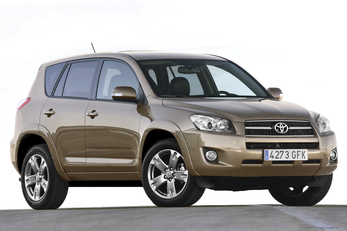 Toyota RAV4 2000 photo - 4