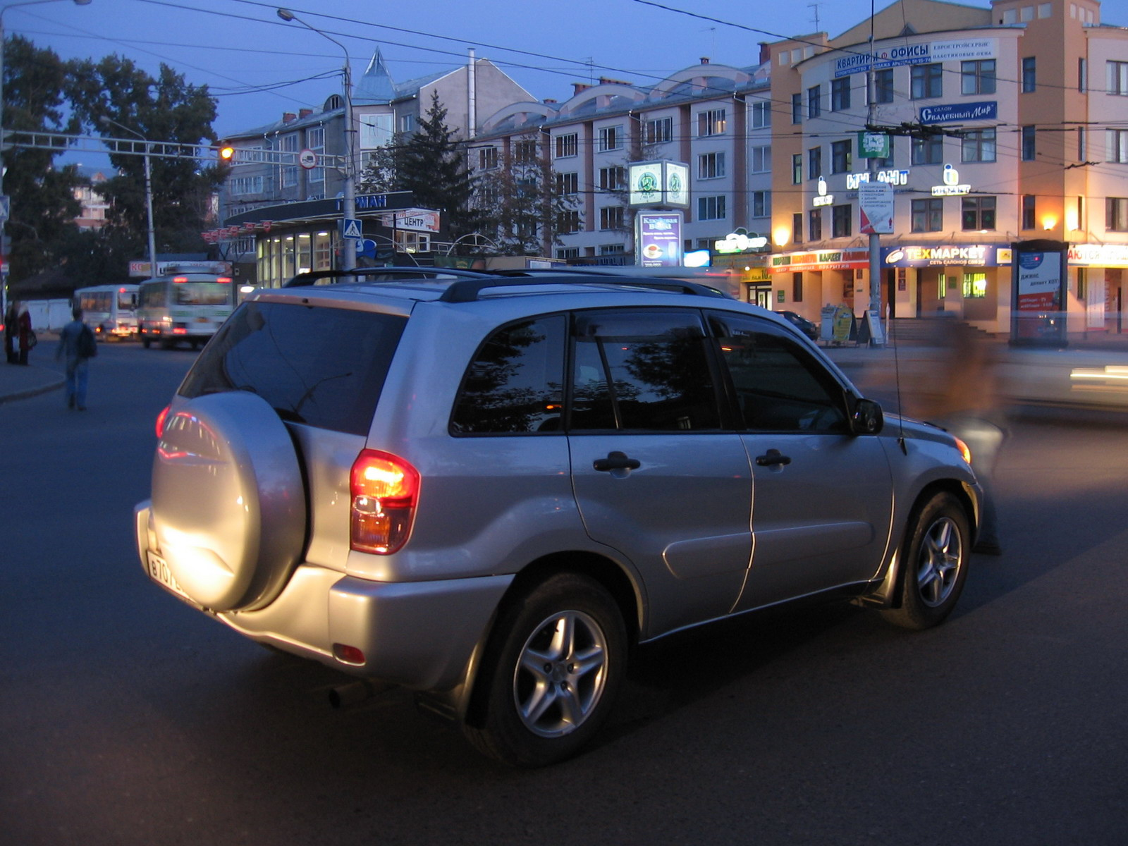 Toyota RAV4 2001 photo - 1