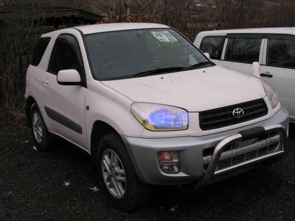 2001 Toyota Rav4 Reviews New Cars Used Car And