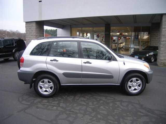 Toyota RAV4 2001 photo - 3