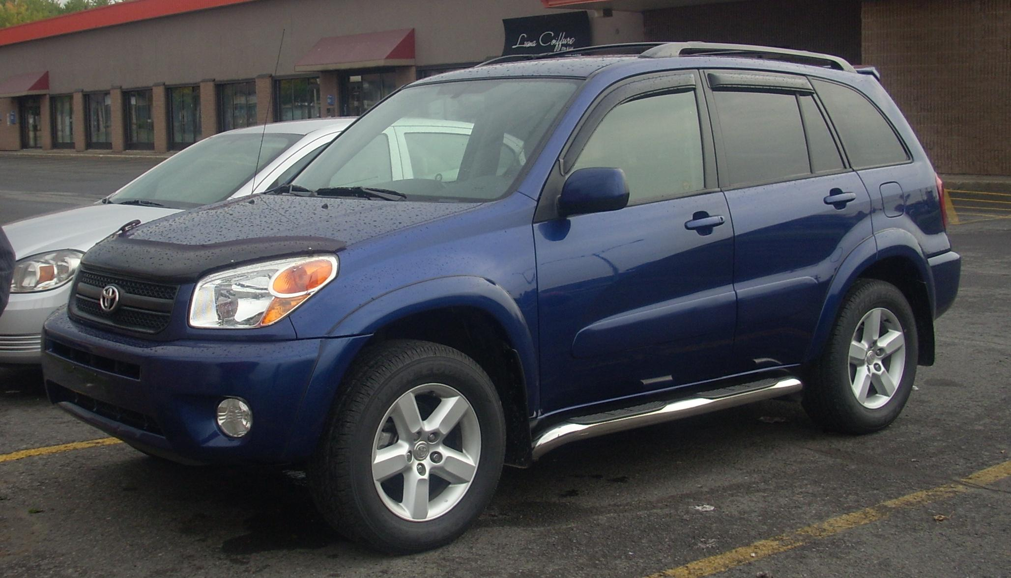 Toyota RAV4 2004 photo - 1