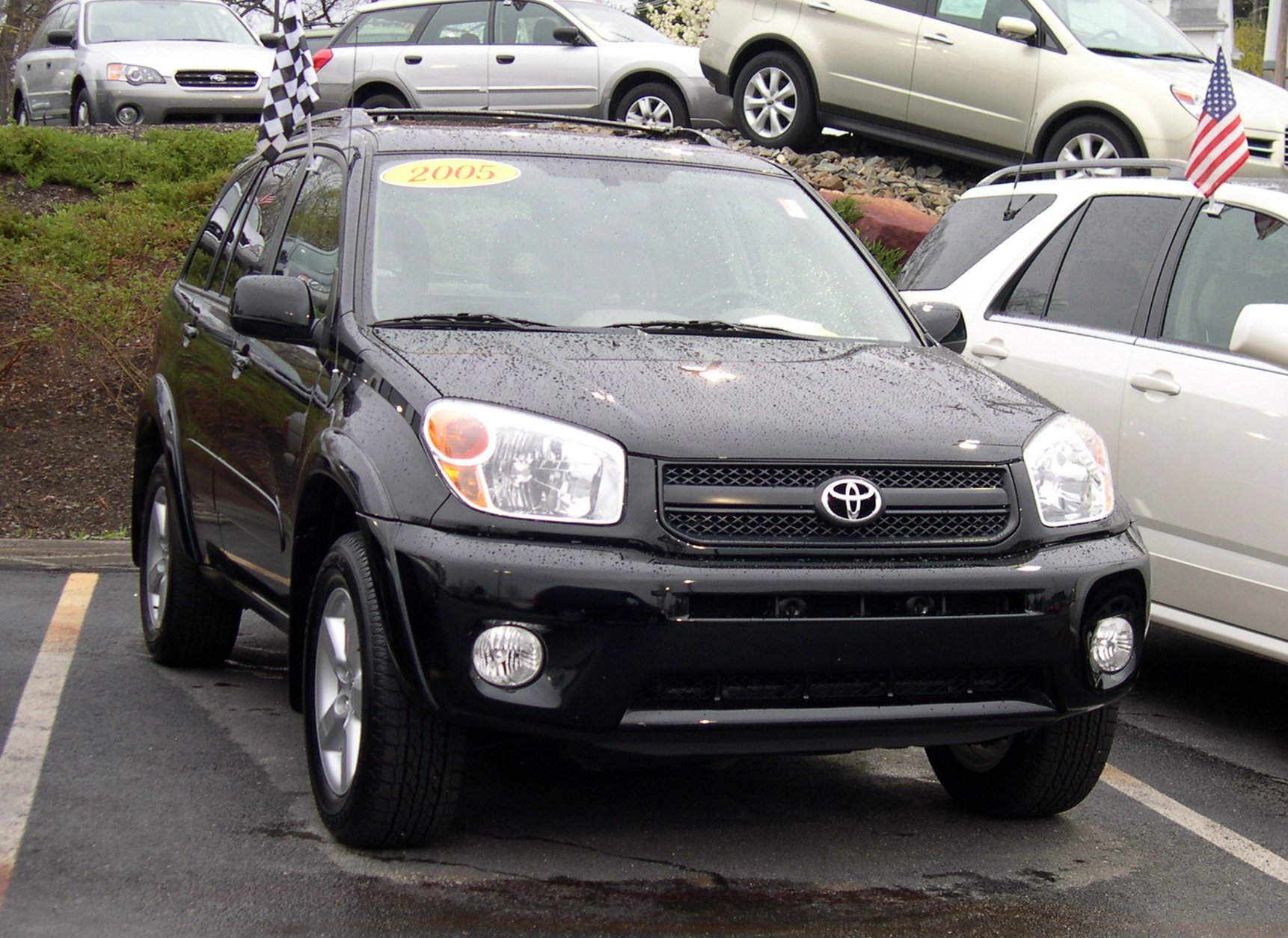 Toyota RAV4 2004 photo - 5
