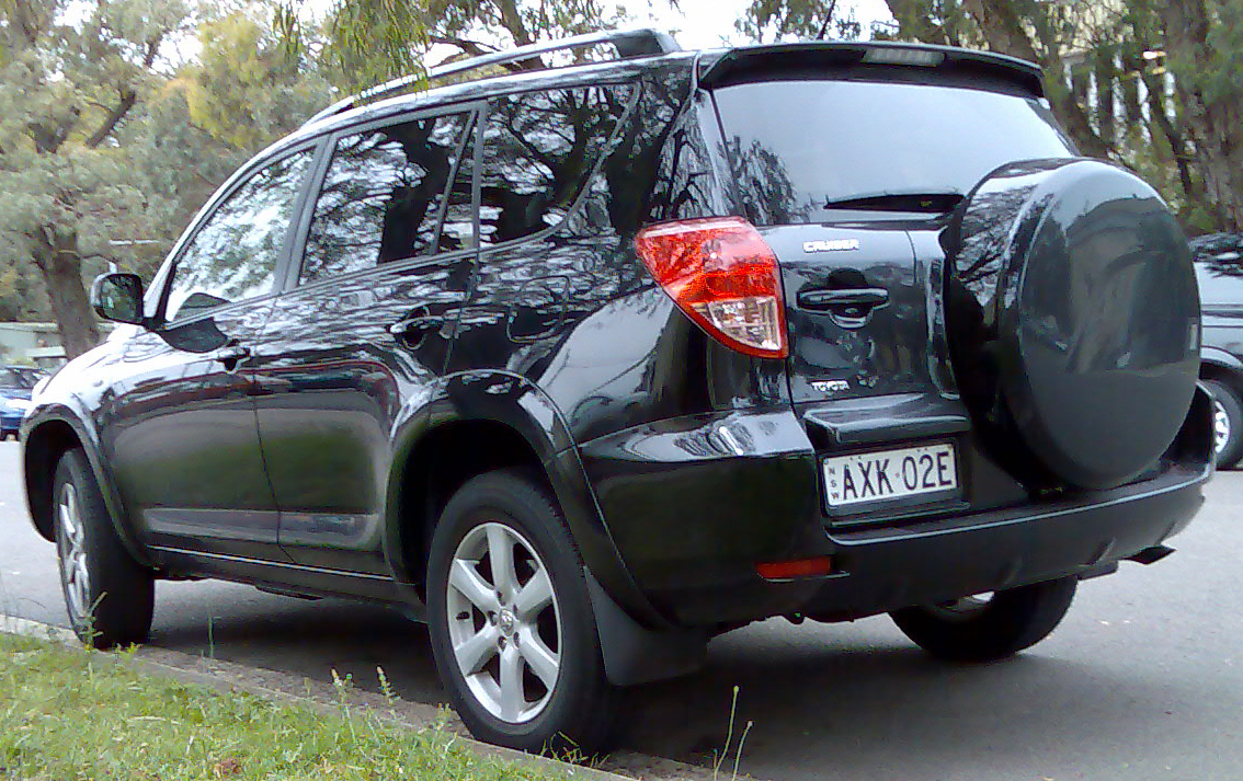 Toyota RAV4 2006 photo - 1